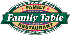 $10 Certificate to Family Table Cherokee