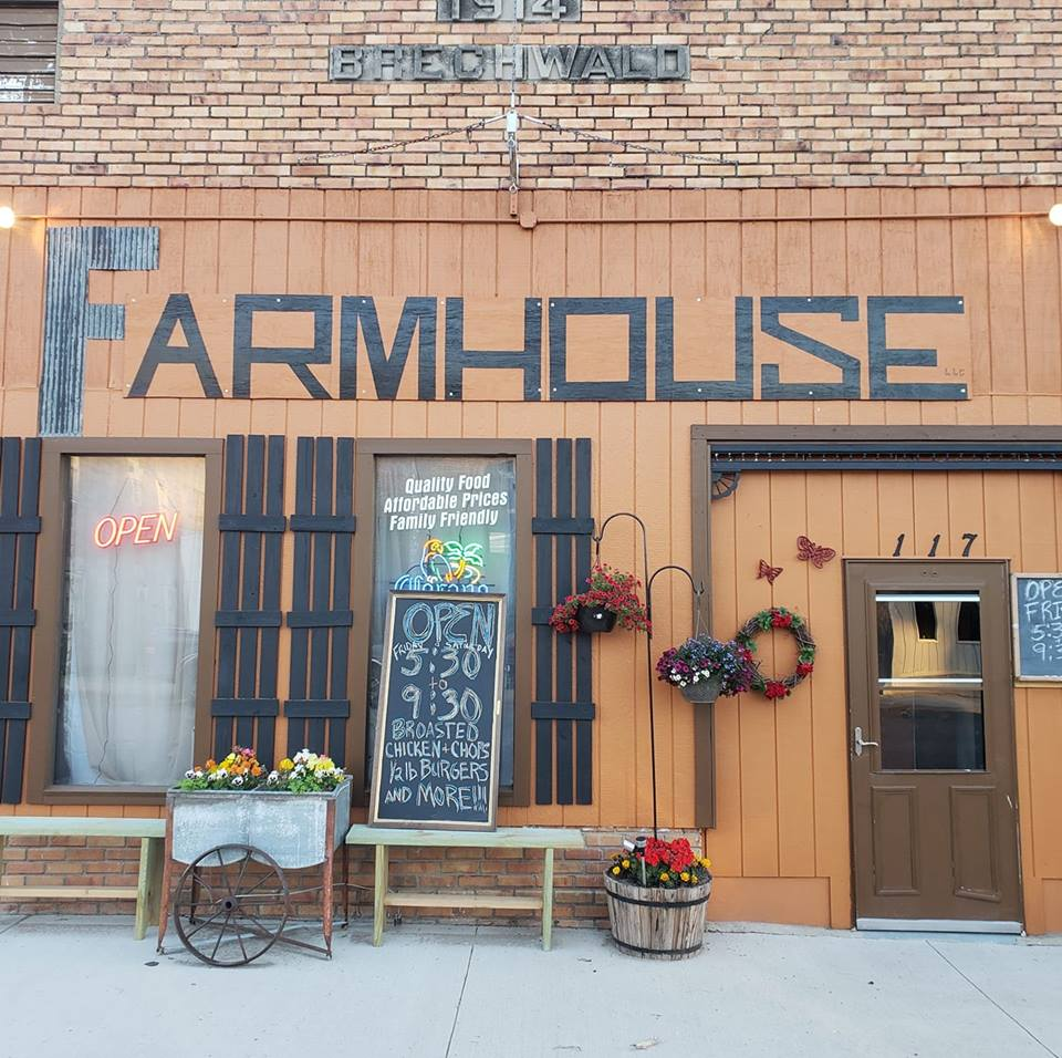 $10 Certificate to The Farmhouse
