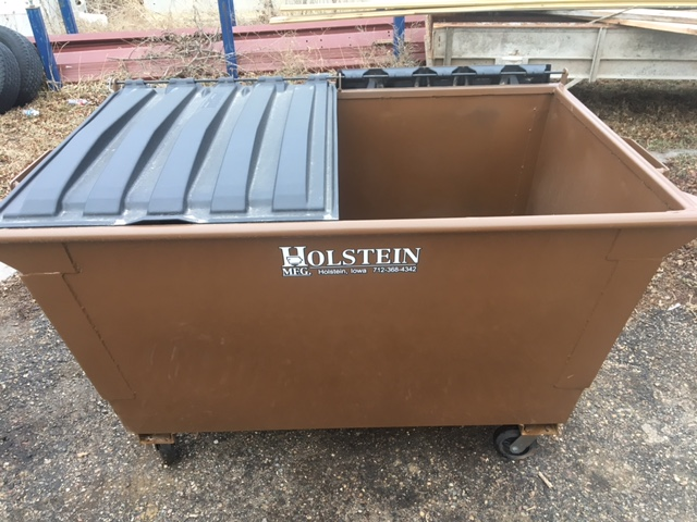 Dumpster (Brown)